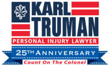 Image result for karl truman law office logo